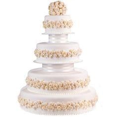 Wilton Books Wedding Cakes A Romantic Portfolio