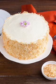 Tropical Carrot Cake with Cream Cheese Frosting   traceysculinaryad...