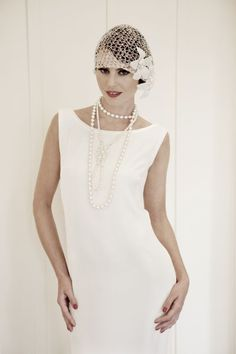 Add a touch of 20s glam or go all out Gatsby, either way you'll want to read this post for great inspo!