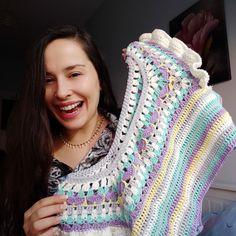 Crochet Top, Youtube, Tops, Women, Fashion, Tejidos, Moda, Women's, La Mode