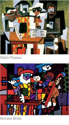 Brazilian artist Romero Britto - The new Picasso?