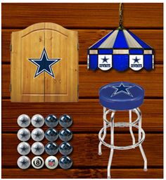 The best place to get all your Dallas Cowboys Man Cave needs!