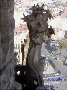 Sculptures for outside of buildings
