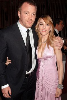 Madonna and Guy