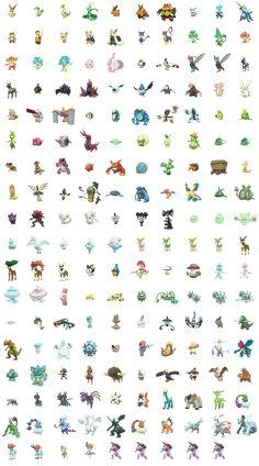 Full view of Pokémon Omega Ruby / Alpha Sapphire - Generation. 151 Pokemon, Pokemon Mewtwo, Pokemon Sketch, Pokemon Omega Ruby, Pokemon Pins, Pokemon Fan Art, Pokemon Stuff, Pokemon Birthday, Pokemon Party