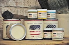 No VOC's and completely odorless. One Coat Paint, Clay Minerals, American Paint Company, Paint Companies, Photo Grouping, Mineral Paint, My Furniture, Nature Paintings, Chalk Paint