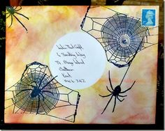Envelope by Maria Dickson
