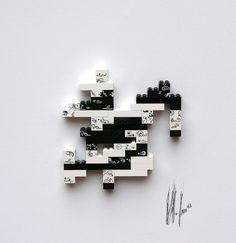 tellbricks art #abstract #design #3d_art #art #legostyle #legoideen #spiel #designthinking #construction #kreativität #unique #bricks #individuell_bedruckte_noppensteine #meditativ #moments_of_love #moments_of_soul #noppensteine #duplostyle #stecksteine