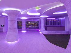 Ambassador hotel lobby by Oscar Vidal Quist, Benidorm - Spain