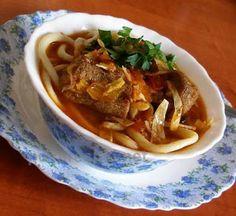 Самые вкусные рецепты: Лагман Узбекский