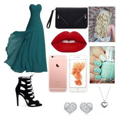 """Untitled #51"" by emanuelliseguro2 on Polyvore featuring Lime Crime and Pandora"