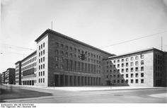 Ministry of Aviation in 1938, Berlin