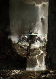 scifi-fantasy-horror:  by  Evan Lee
