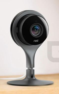 The Nest Cam features a slim design, possibly full 1080p video streaming and recording, and a simple setup experience using Bluetooth and QR codes.