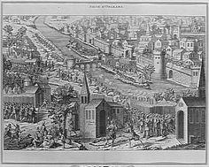 Le siège d'Orléans en 1562 Anonymous