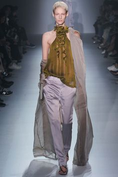 Haider Ackermann Spring 2015 Ready-to-Wear - Collection - Gallery - Look 1 - Style.com