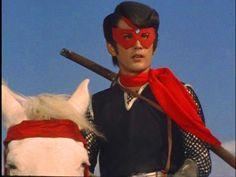 幼稚園の頃、「仮面の忍者・赤影」ってのを好きでよく見てましてね。 凄くかっこよくて憧れた。 忍者のくせにリーゼントだし、赤い仮面に赤いマフラーって目立っちゃダメでしょって、 今から思うと突っ込みどころ満載なんだけど、ま、子供向けなんで・・・。 で、赤影(主人公)と、白影、青影(...