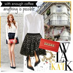 """""""Lurex Skirt - Thanks Polyvore for including my set on Top Sets"""" by renatademarchi on Polyvore"""