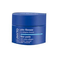 Phyto Phyto Cera Fibrosa 75Ml Pasta moldeable para dar forma al cabello con estilos cambiantes. Ingredientes activos hidratante,que protegen el cabello del estrés ambiental.