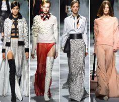 Vionnet Fall-Winter 2015/2016 collection at Paris Fashion Week