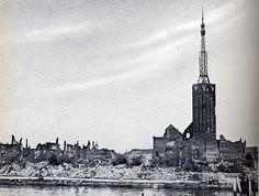 Prussia after the war- Preußen in der Nachkriegszeit