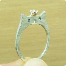 Love this cat ring. Must have.