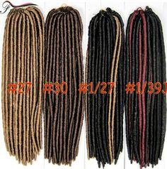 Havana Mambo Twist Crochet Braid Hair Senegalese Box Braids Faux Locs Synthetic…