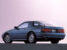 Mazda Savanna RX-7 GT-Limited Special Edition (1989 – 1990).