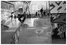 Aggressive inline skating...on pinterest! cool!