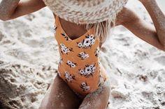 One-Piece Bandage Bikini Push-up Swimsuit