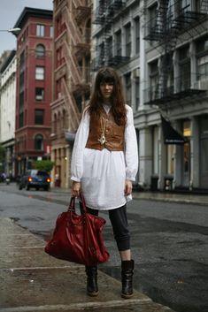 UPDATE On the Street…..Soho, NYC « The Sartorialist