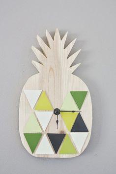 matemo: Inspiración: Viva la Piña / Inspiration: Pineapple Rocks