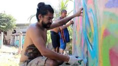 La revolución será una fiesta o no será: Policromia 1.5 Festival de Arte Urbano Jimi Hendrix, Wrestling, Cultural Diversity, Urban Art, Party, Lucha Libre