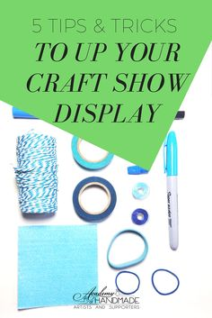 5 Tips (and Tricks!) to Successful Visual Presentation — Academy of Handmade Artists and Supporters Craft Booth Displays, Display Ideas, Craft Booths, Booth Ideas, Craft Business, Business Tips, Business Class, Craft Stalls, Craft Markets