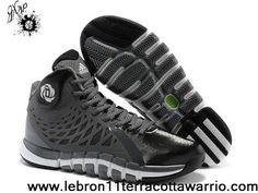Latest Listing Cheap Adidas Derrick Rose 773 II Grey White Q33235 Basketball Shoes Shop