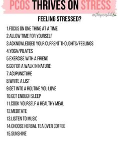 Pcos and stress Pcos Exercise, Men Exercise, Workout Men, Street Workout, Excercise, Pcos Meal Plan, Pcos Infertility, Endometriosis, Mixed Berry Smoothie