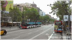 Viagens e Beleza: Ônibus Turismo em Barcelona, vale a pena?