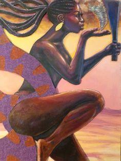 Oya by Ammar Nsoroma