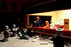 Nighthawks of the Living Dead by Profound Whatever, via Flickr