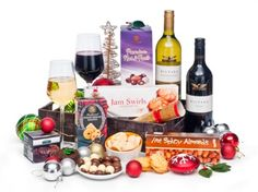 Jolly Christmas Gift Hampers