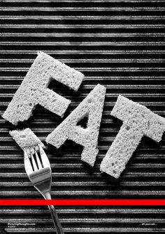 吃與胖的一線之差   MyDesy 淘靈感
