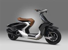 A Yamaha apresentou a scooter 04-GEN no primeiro salão de motos em Ho Chi Minh City, no Vietnam, que abriu as portas no passado dia 7 de Abril de 2016.