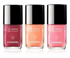 Chanel... colors