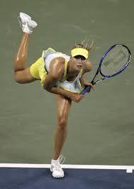Love Maria Sharapova.