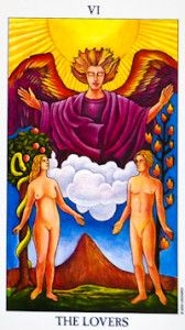 Lovers Tarot Card Meanings - TarotWikipedia