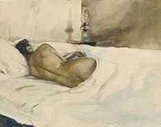 Printemps soir - (Andrew Wyeth)