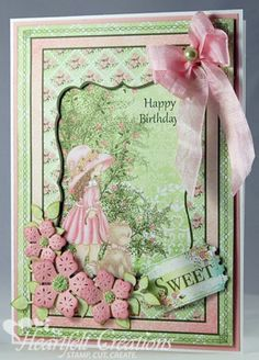 Heartfelt Creations | Sweet Happy Birthday