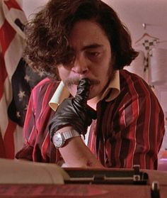 Fear and Loathing / Benecio Del Toro