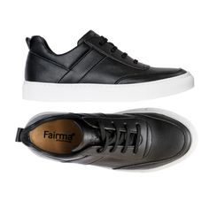 Classic, black sneakers on white soles, with raw finished eyelets. Manufactured in Poland. Made from breathing and waterproof microfibre with Oeko-Tex Standard 100. Insole made from high quality, breathing and absorbing microfiber with the same certificate. 100% vegan - PETA Approved VEGAN certificate 10% of the earned profit on each pair of FAIRMA ETHICAL DESIGN shoes is donated for charity purposes. We want to create a better world!  #vegansneakers #vegan #veganshoes #weganskiebuty… Vegan Sneakers, Vegan Shoes, Black Sneakers, Peta, Certificate, Designer Shoes, Poland, Spring Summer, Pairs
