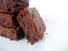 TRIPLE CHOCOLATE BROWNIIES Made these for Christmas.  Oh so good, but VERY rich!!!
